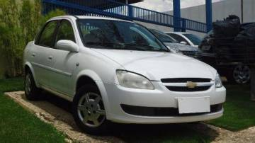 Chevrolet classic 1.0 mpfi ls 8v flex 4p manual 2012
