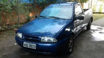 Ford Courier 1.3 (troca)