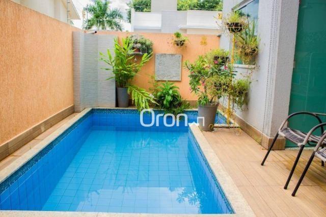 Sobrado com 4 dormitórios à venda, 364 m² por R$ 780.000,00 - Setor Jaó - Goiânia/GO