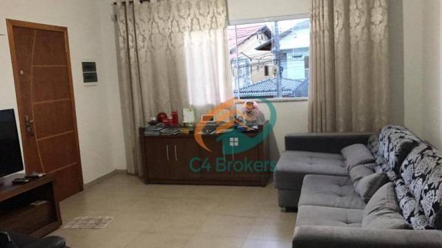 Sobrado à venda, 149 m² por R$ 720.000,00 - Bosque Maia - Guarulhos/SP - Foto 8