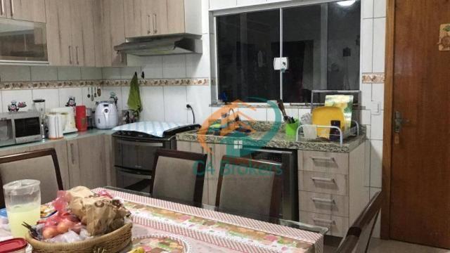 Sobrado à venda, 149 m² por R$ 720.000,00 - Bosque Maia - Guarulhos/SP - Foto 11
