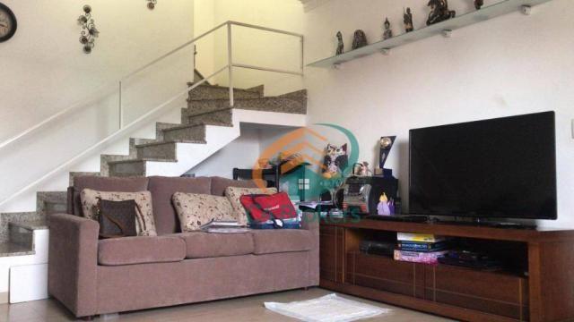 Sobrado à venda, 149 m² por R$ 720.000,00 - Bosque Maia - Guarulhos/SP
