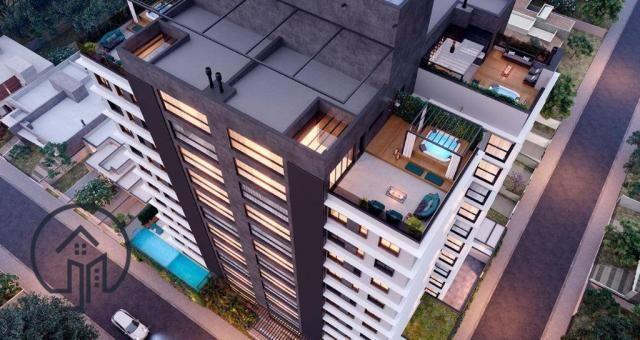 Apartamento à venda por R$ 525.000,00 - Vila Nova - Jaraguá do Sul/SC - Foto 2