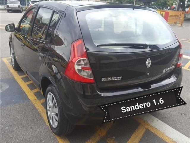 Renault Sandero 1.6 expression 8v flex 4p manual - Foto 5