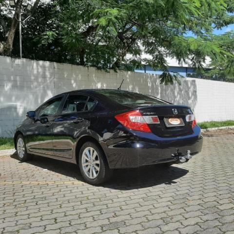 Civic Sedan LXS 1.8 1.8 Flex 16V Aut. 4p - Foto 6