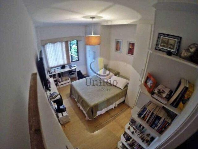 Cod: FRAP20859 - Apartamento 82m² com 3 quartos - Freguesia - RJ - Foto 4