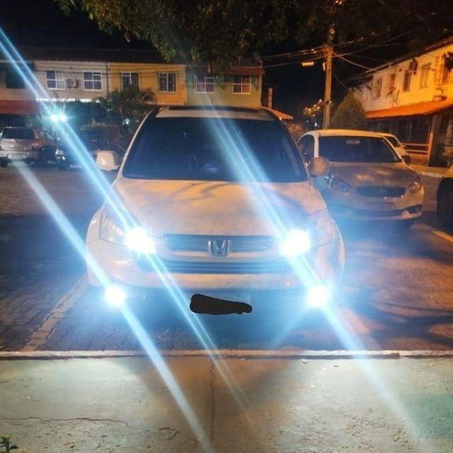 Led farol todas pingo internas luz de placa e luz de ré outros - Foto 6