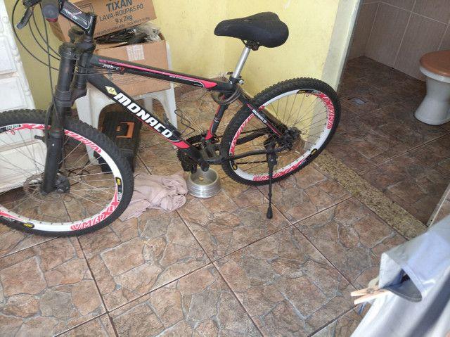 Bike - bicicleta Monaco alumínio