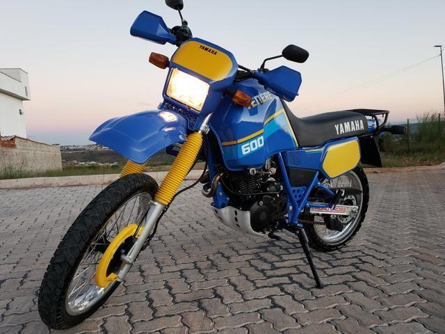 Yamaha XT600Z TENERÉ ano 1988 - Foto 3