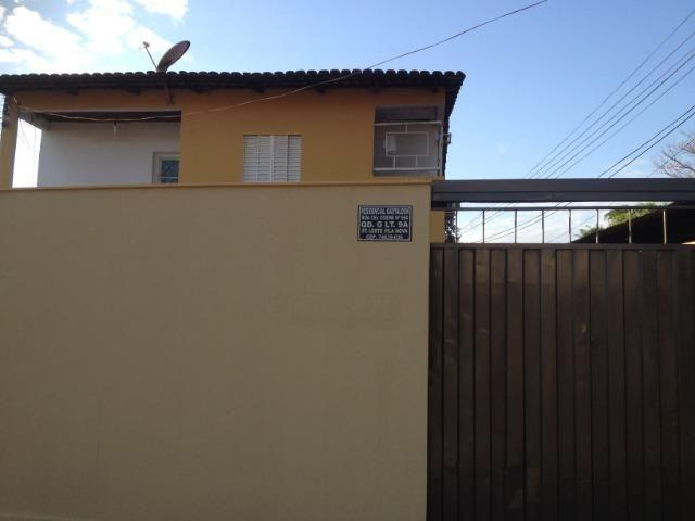 Kitnet com garagem coberta st leste vila nova