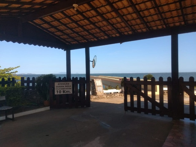 Apartamento temporada  quarto/sala co vista para a lagoa em Iguaba - Foto 11