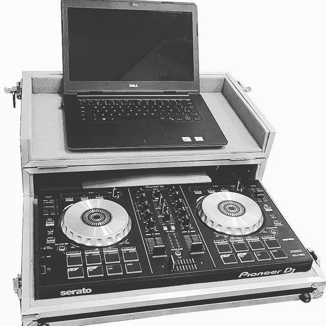 Hard case para controladora Dj Hercules behringer Pioneer