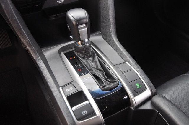 Civic Touring CVT 1.5 Top De Linha / Teto Solar / Baixo KM - Foto 7