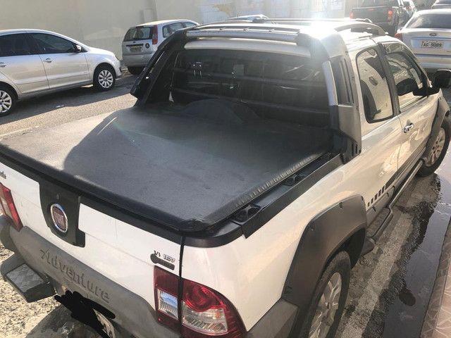 Fiat Strada Adv Cabine Dupla - Foto 5