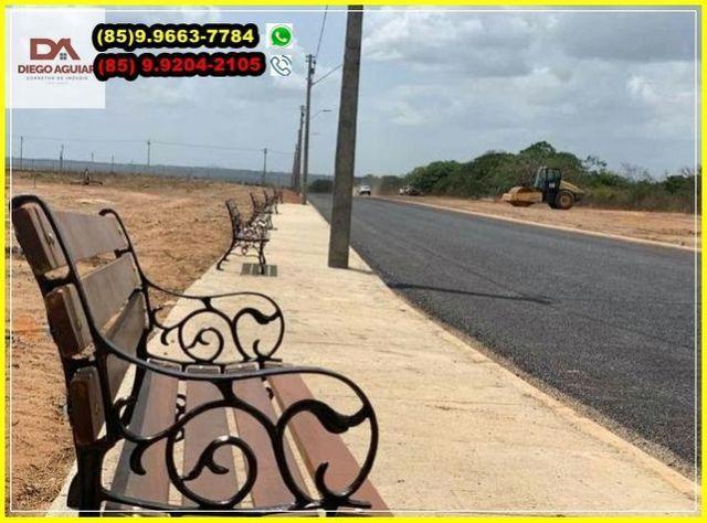 Lotes com excelente localização,excelente para morar ou investir !!@ - Foto 4