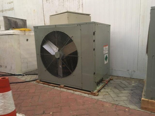 Unidade condensadora para congelamento 12 hp -30