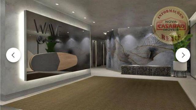 Apartamento com 2 dormitórios à venda, 83 m² R$ 442.000,00 -Canto do Forte, Praia Grande - Foto 4