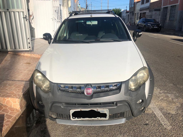 Fiat Strada Adv Cabine Dupla - Foto 4
