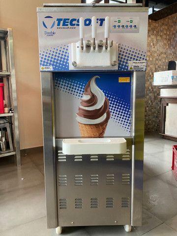 Maquina de sorvete italiano TecSoft