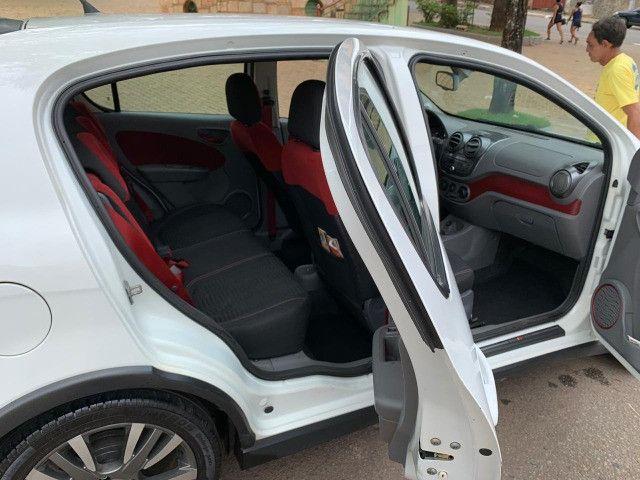 Fiat Palio Sporting 1.6 - completo, muito novo - Foto 5