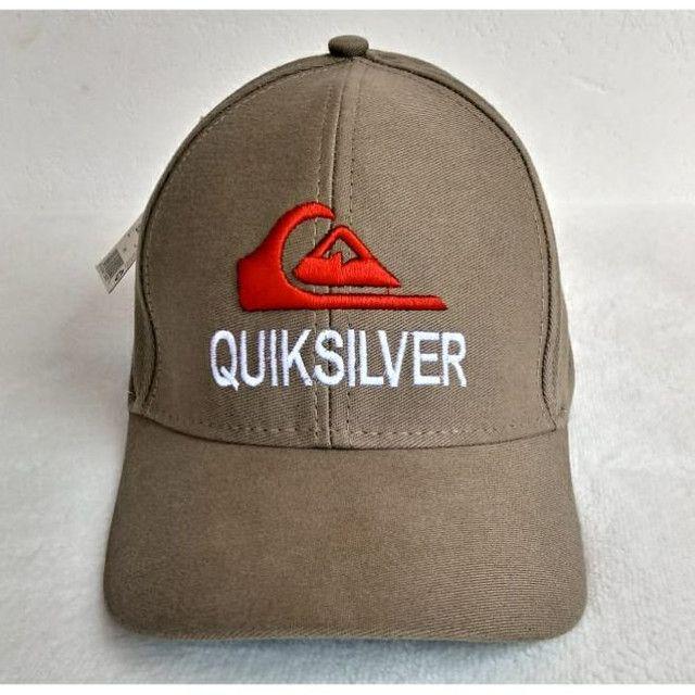 Boné Quiksilver na promoção