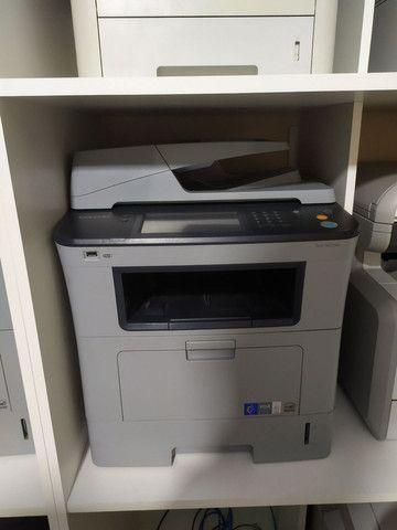 Impressora multifuncional Samsung scx 5835 - Foto 2