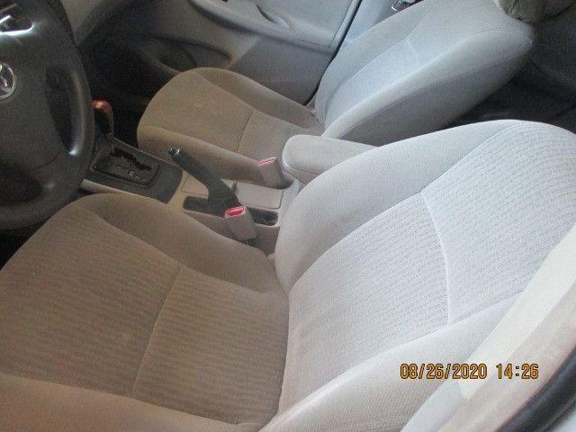 Corola xli 1.6 ano 2009 - Foto 7