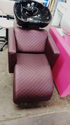 Móveis para salão, cirandinha, mochos, cadeiras, etc... - Foto 3
