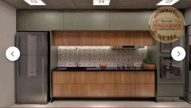 Apartamento com 2 dormitórios à venda, 83 m² R$ 442.000,00 -Canto do Forte, Praia Grande - Foto 12