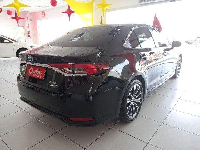 Corolla Altis Hybrid Premium AT 1.8 4P *blindado *blindagem udura eternity - Foto 3
