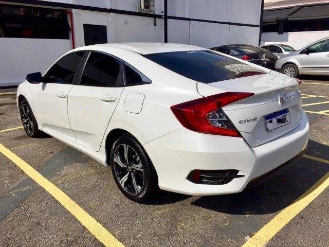 Honda Civic 2.0 Ex Flex Aut. 4p assumir-Financiamento - Foto 5