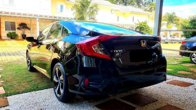 Honda New Civic EX troco por maior ou menor valor  - Foto 3