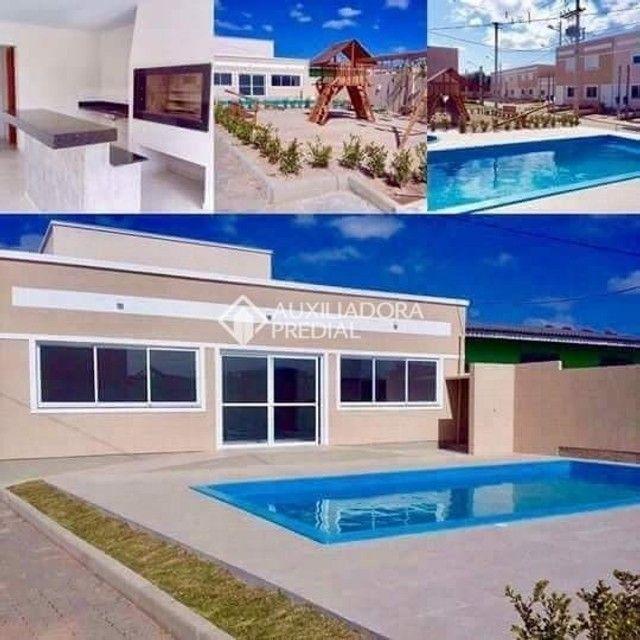 Casa de condomínio à venda com 2 dormitórios em Restinga, Porto alegre cod:343228 - Foto 17