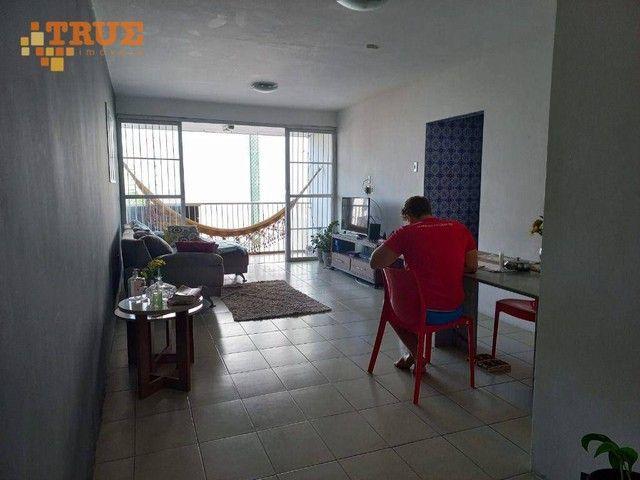 Apartamento com 3 dormitórios à venda, 126 m² por R$ 270.000,00 - Graças - Recife/PE