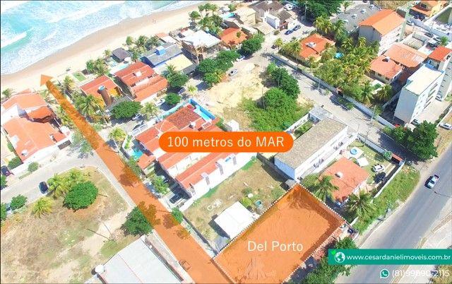 Flat com Piscina Privativa na Praia do Cupe a 100m do mar | 1 Quarto +32m² - Foto 11