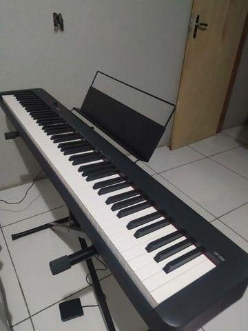 Piano Eletrônico Casio CDP S100