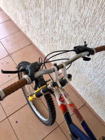 Bicicleta - cidade de Bandeirantes PR - Foto 4
