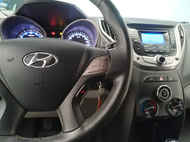 Hyundai HB20 Premium 1.6 Flex 16V Mec. 2014 Flex - Foto 8