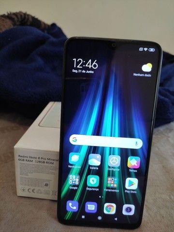 Xiaomi note 8 pro 128 GB 6 de ram