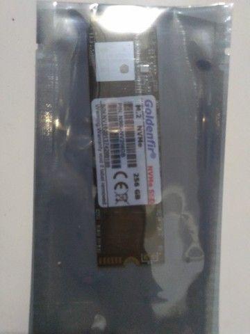 SSD M.2 NVMe 256gb - Foto 4