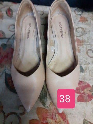 Sapatos Bottero usados  - Foto 5