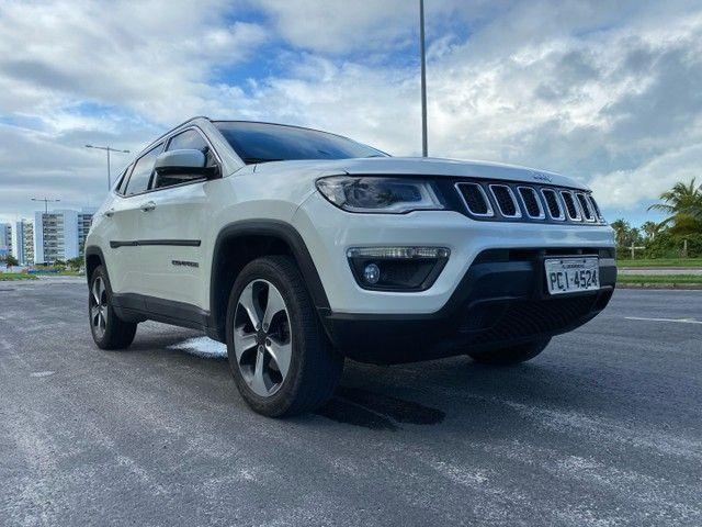 Jeep Compass 2017 Diesel Blindado  - Foto 4