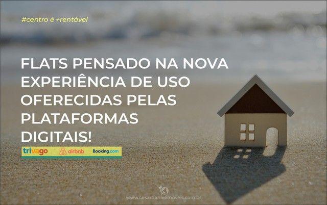 Flat com Piscina Privativa na Praia do Cupe a 100m do mar | 1 Quarto +32m² - Foto 15