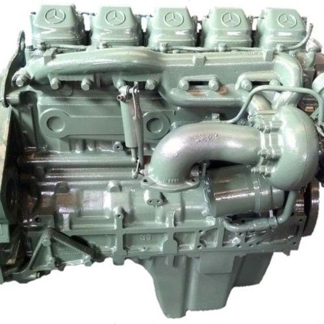 Motor Mercedes Benz om 449