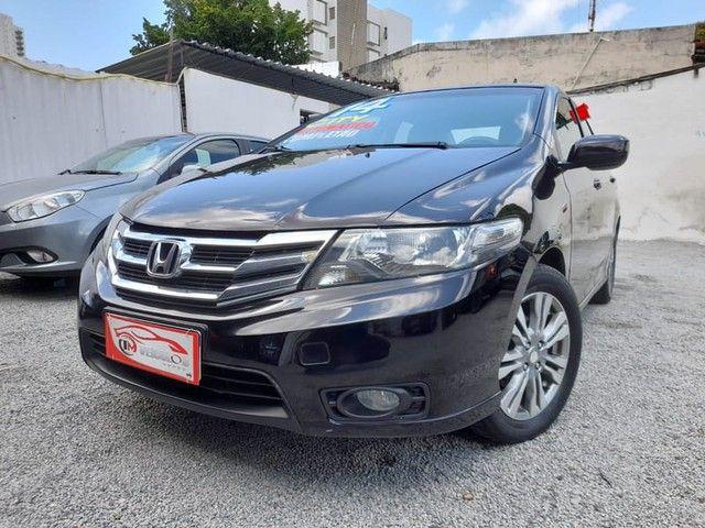 Honda CITY 2014 LX 1.5 4P FLEX AUTOMÁTICO - Foto 2