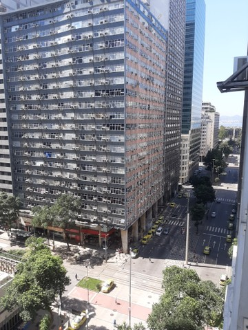 Almte Barroso, andar alto, vista livre, iluminado, ventilado, melhor ponto do comercial do - Foto 3