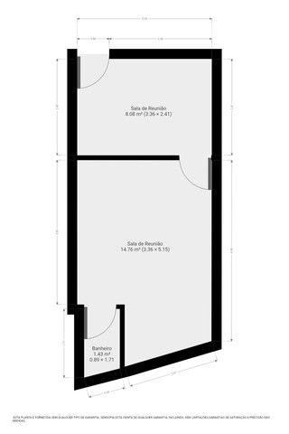 Sala com 24m² - Foto 13