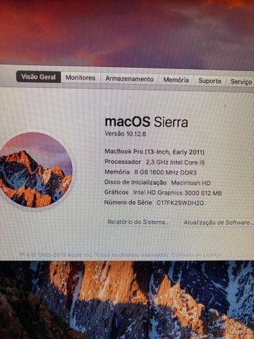 MacBook Pro i5 13? - Foto 2