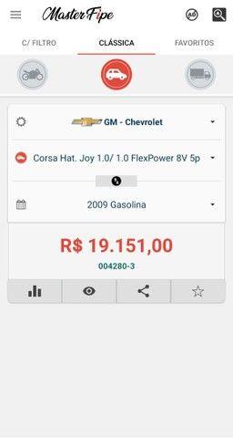 Corsa hatch Joy 1.0 2009 - Foto 5