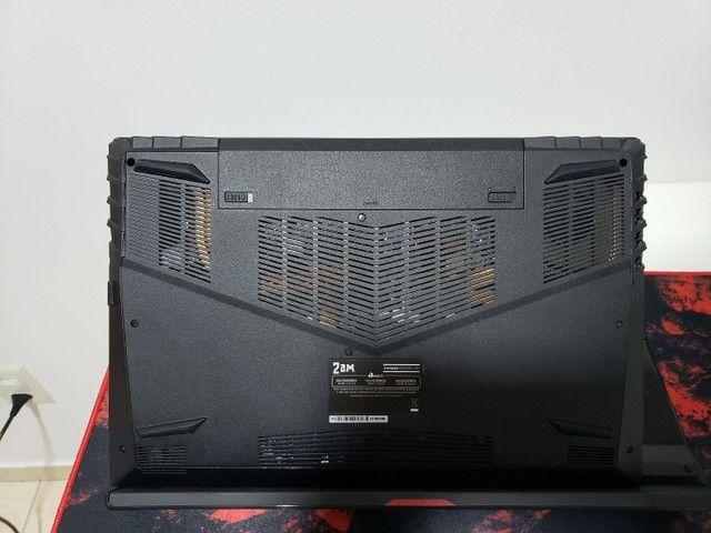Notebook gamer c/ i5 9400 GTX1050 - Foto 4